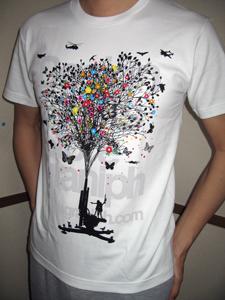 グラニフチャリティーTシャツ