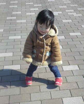 優ちゃん-お散歩12