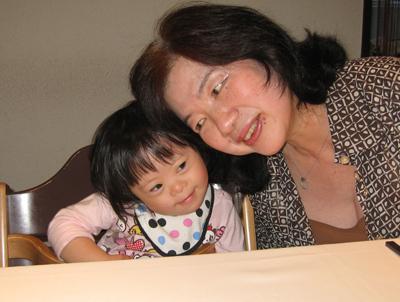 優ちゃん-おばあちゃんと04