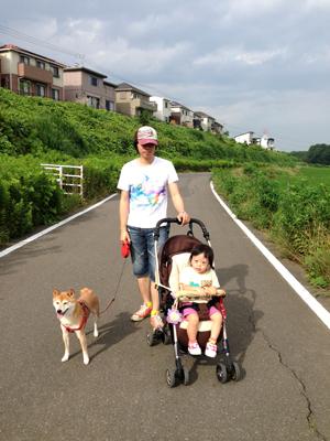 お散歩20130623