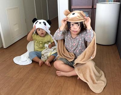 パンダ仮面