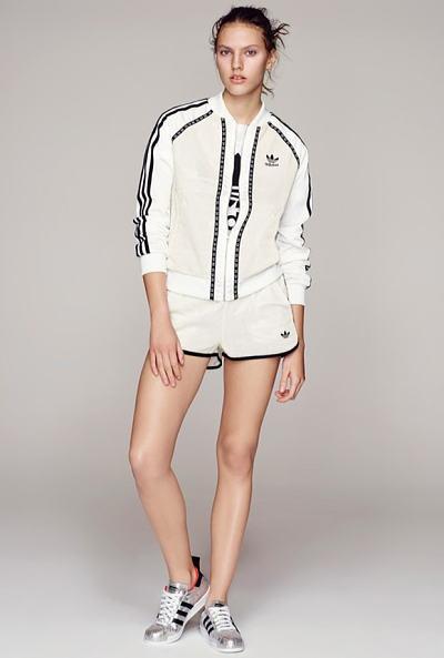 『小嶋陽菜さん愛用』Topshop×Alidas(トップショップ×アディダス)ウェアはこちら【Adidas Originals Topshop Superstar(アディダス オリジナルス トップショップ スーパースター ジャケット・ショーツ)】
