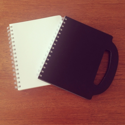 PRIVATE CASE/プライベートケース・リサイクルレザーノート