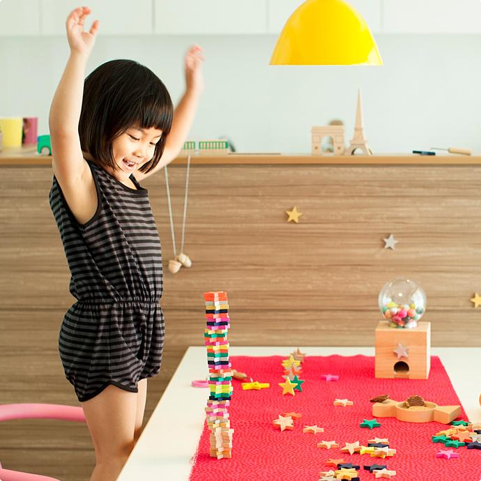 kiko つみき ドミノ おもちゃ
