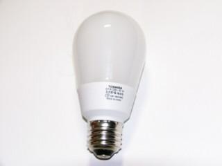 電球型蛍光灯