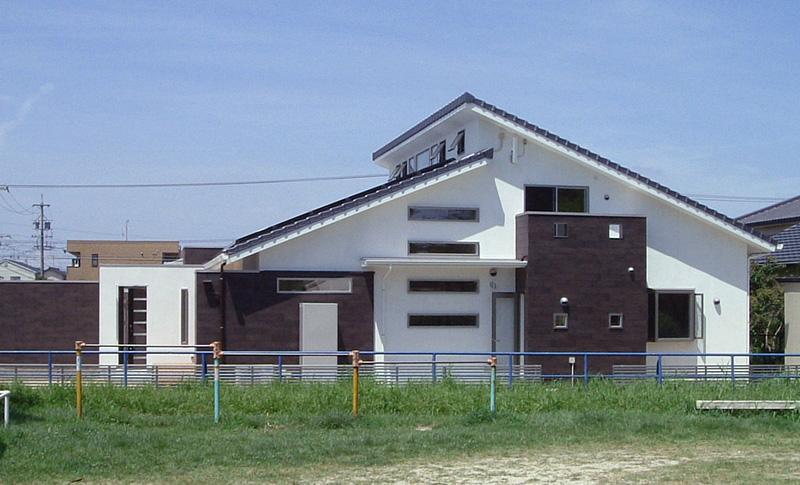 名東区の家2階建木造住宅新築