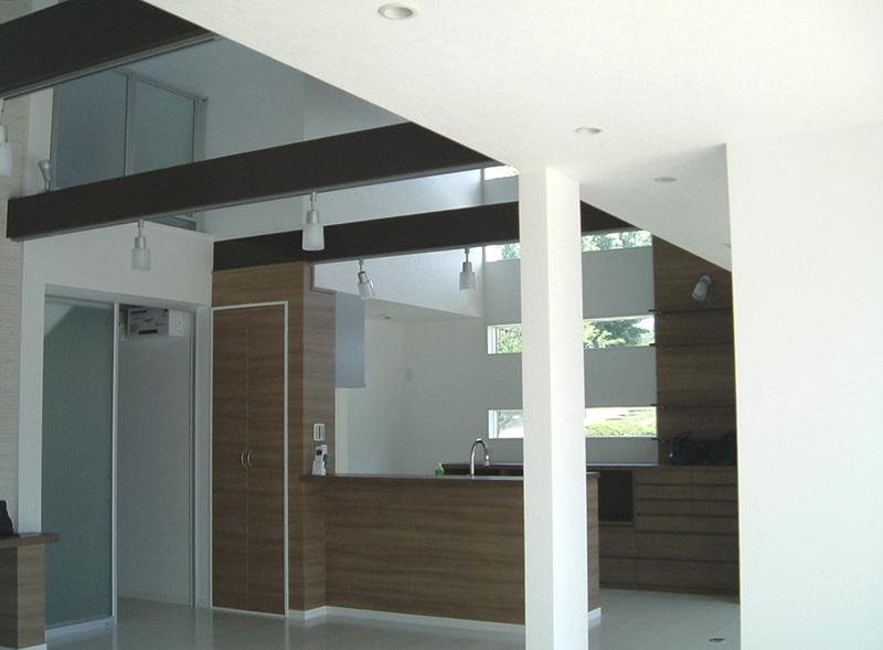 名東区の家キッチン