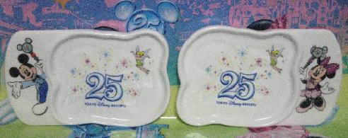 TDL ケーキ皿