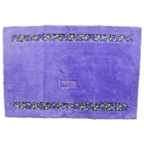 フェイラー FEILER グラジオーレ バスマット 紫(パープル) GLA-162029-PU