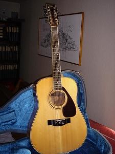 ヤマハL-5/12弦モデル