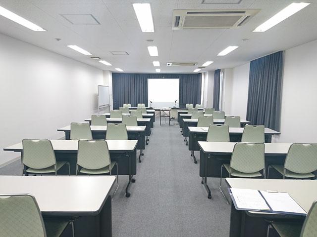 東大阪ラグビーグッズ創生クラブマーケティングセミナー 会場