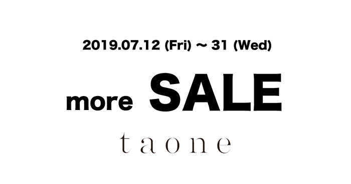 19SS/MORE SALE !!