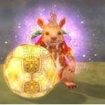 金鼠2次形態特色