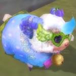 小绵羊3次形態特色