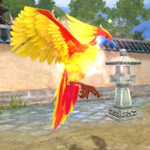 虹翼の鳥1次形態