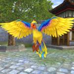 虹翼の鳥2次形態