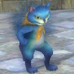霊猫2次形態特色