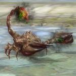 魔獄蠍1次形態