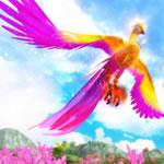 虹翼の鳥3次形態特色