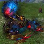 魔獄蠍3次形態特色