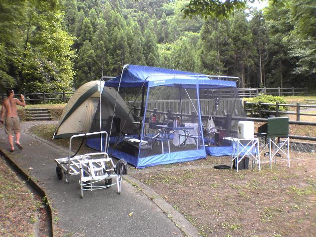 2006荒崎キャンプ場