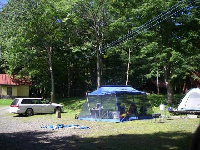 松川キャンプ