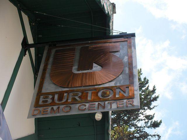 Burton Demo Center1