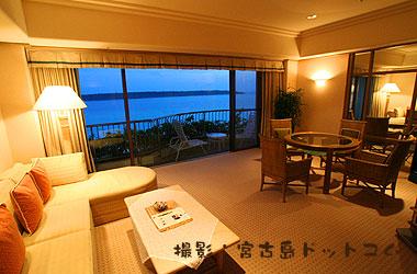 宮古島 東急リゾートにて