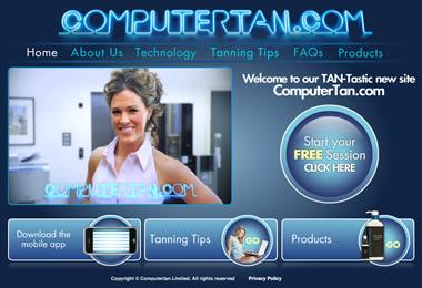 Computer Tan