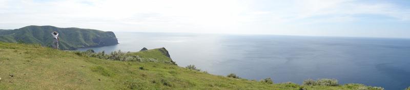 隠岐の島 摩天崖