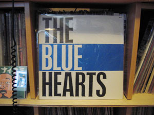 THEBLUE HEARTS