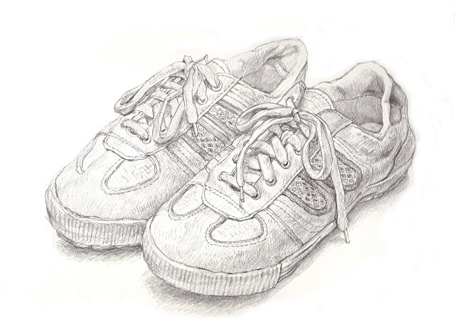 昭和の中学生だった私は描いたことがありません。これはぜひ、自分も描いてみようと思いました。