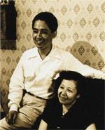 岡田さん夫妻