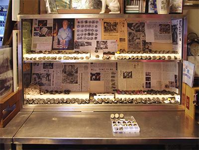 玉電と郷土の歴史館 ベーゴマコレクション