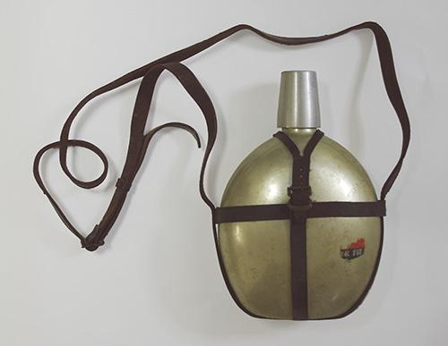 アルミの水筒