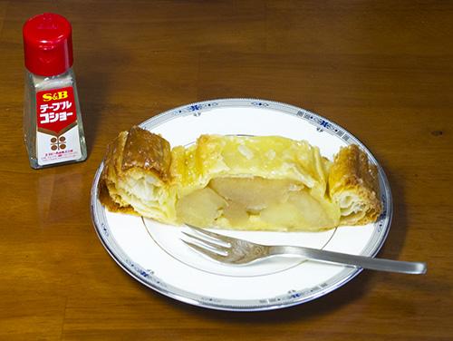 パイ焼き茶房のアップルパイ