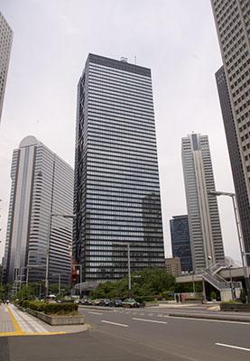 新宿高層街