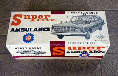 super5 ambulance
