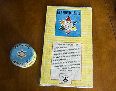 ダイヤモンドゲームのダイアシックス