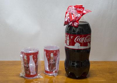 コカコーラのおまけ
