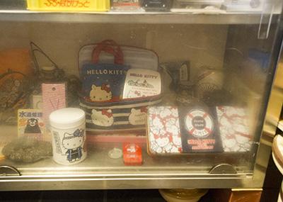 玉電と郷土の歴史館キティ缶