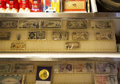 紙幣コレクション色々