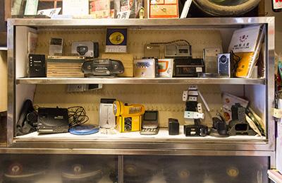 玉電と郷土の歴史館 携帯ラジオ