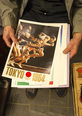 復刻版オリンピックポスター