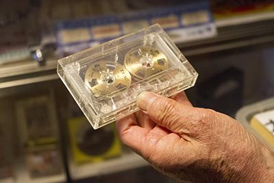 メタル カセットテープ