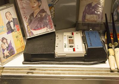 カセット 8トラ 変換ユニット