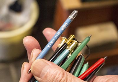 KING JIM 鉛筆