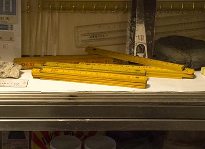 木製 折り尺