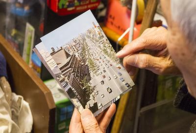 絵はがきセット「大阪」の一枚