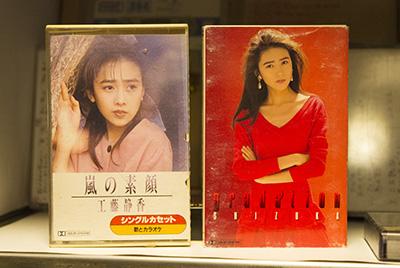アイドル カセットテープ